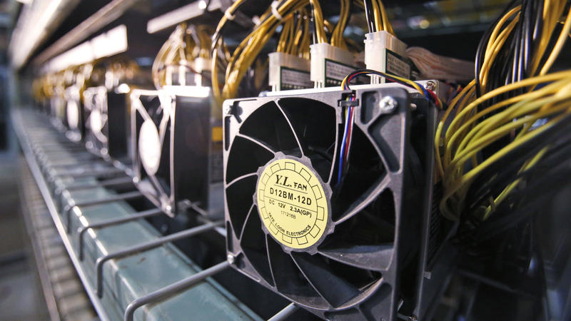 Bitcoin hash rate falls as Chinese Province Sichuan crackdowns on mining farms