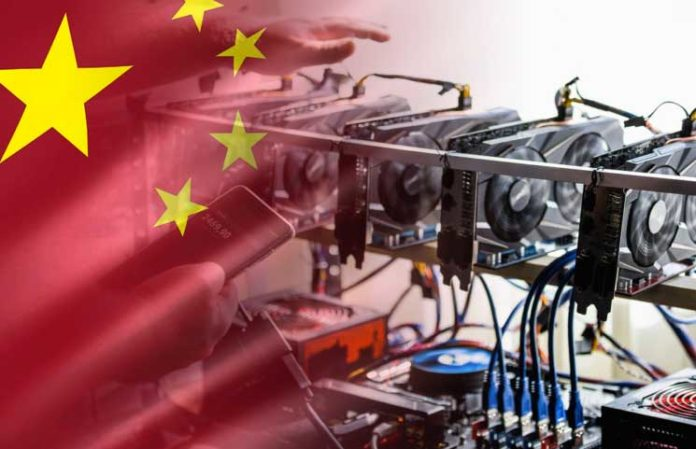 The head of China's largest mining pool recommends buying