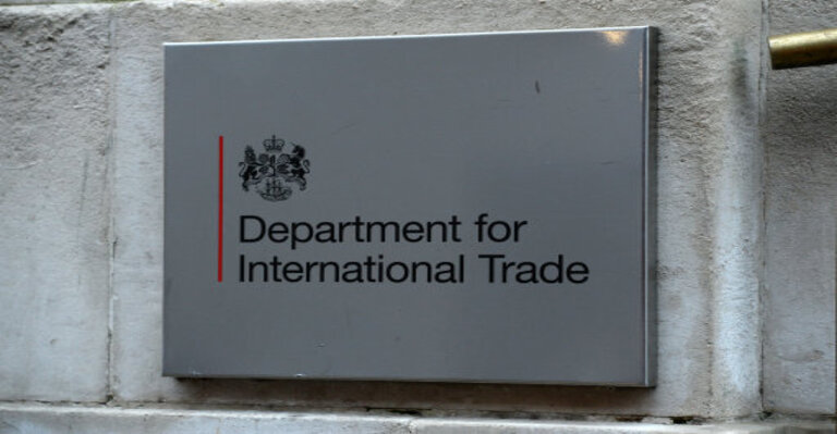 UK's Department of International Trade to factor in Blockchain US trade Talks.