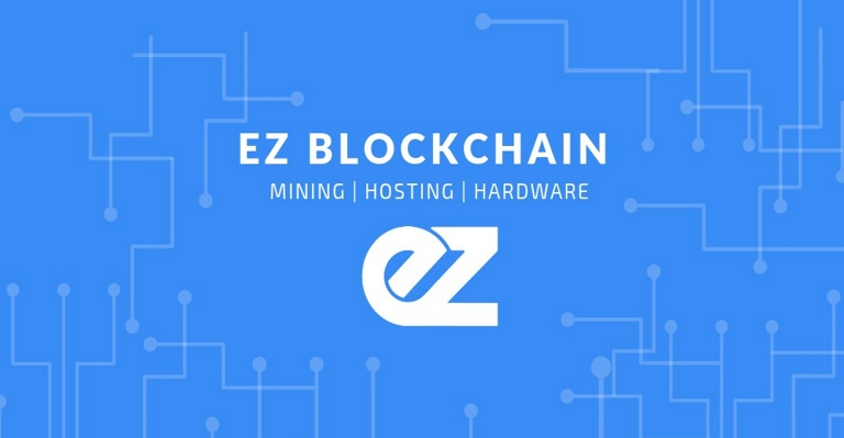 EZ Blockchain Develops Movable Data Mining Containers