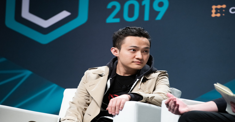 justin sun offers money to catch hackers
