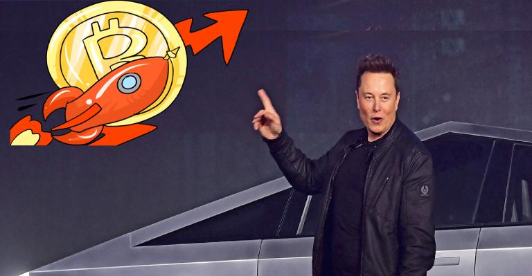 Elon Musk tesla Invests 1.5 Billion in Bitcoin