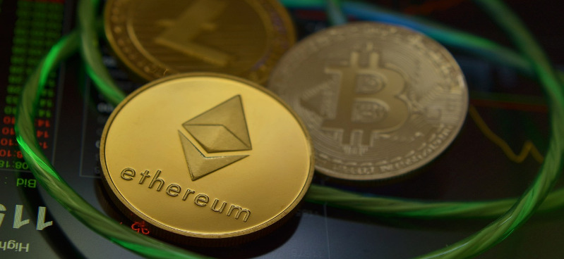 Ethereum and VeChain target
