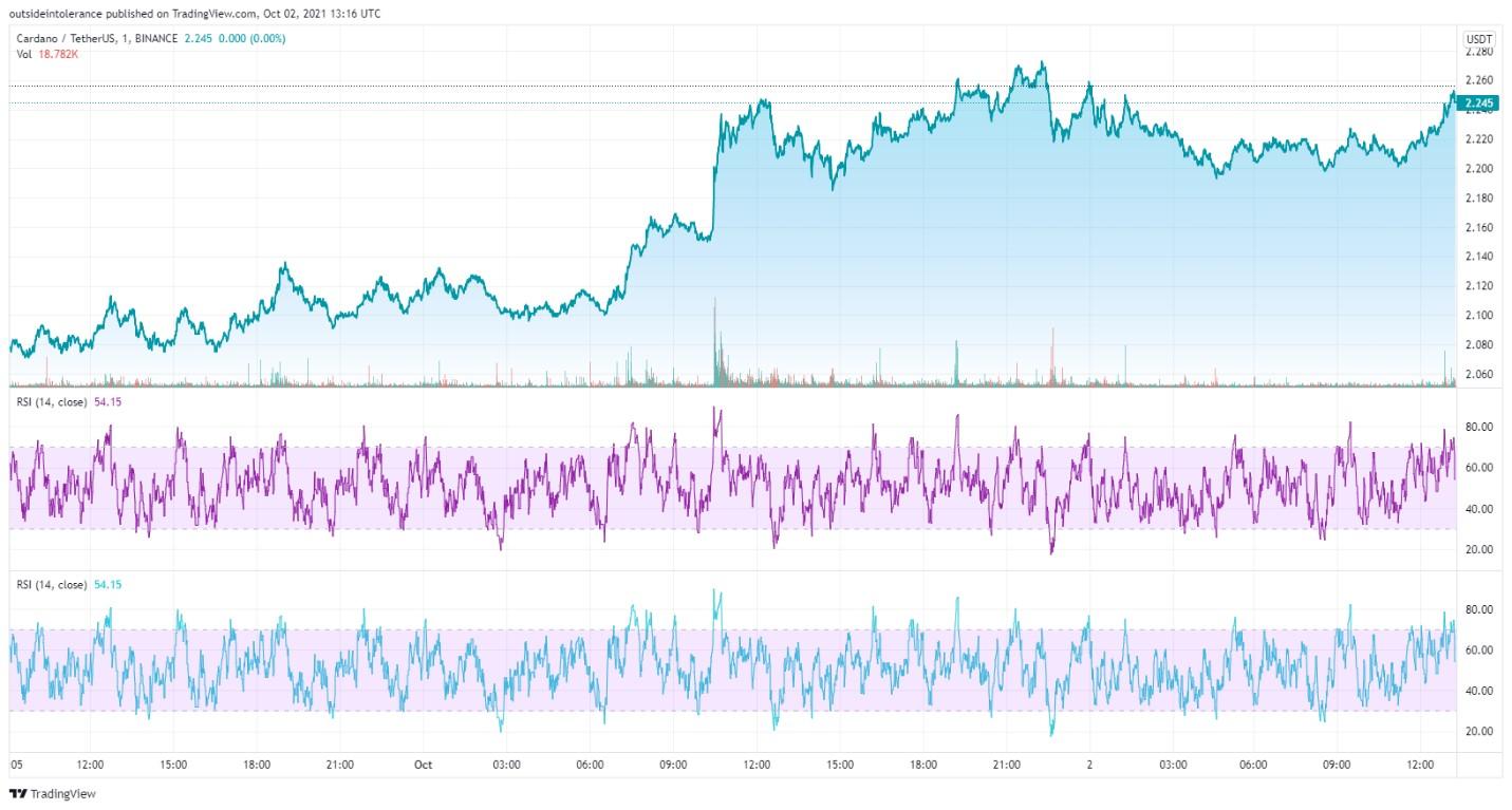 ada chart